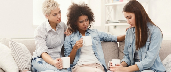Why A Good Support Network Is Crucial When You Re Going Through A Divorce