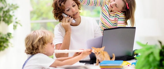 Effective Co Parenting During The Covid 19 Crisis